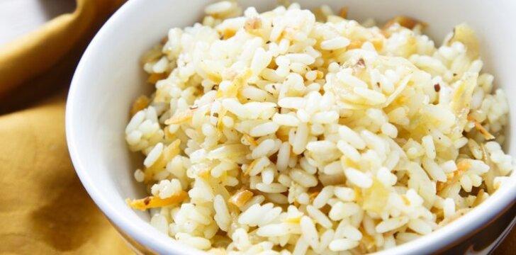 Ryžiai su imbieru