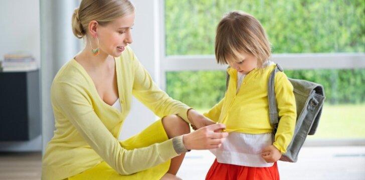 Naudingi patarimai būsimo pirmoko tėvams