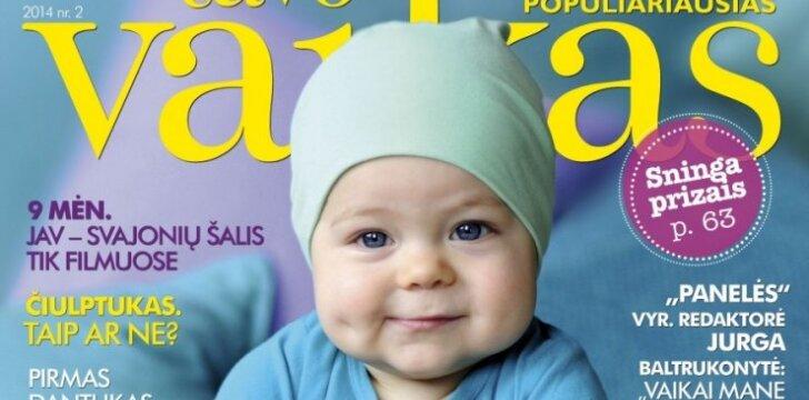 Vasario žurnale TAVO VAIKAS - dėmesys kasdienėms temoms