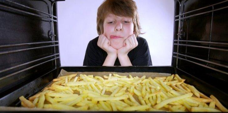 Berniukai ir mitybos sutrikimai: tai, ko nežinojome