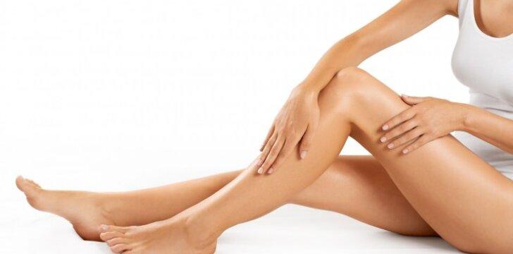Įaugę plaukeliai: 7 efektyvūs būdai kaip džiaugtis gražia kūno oda