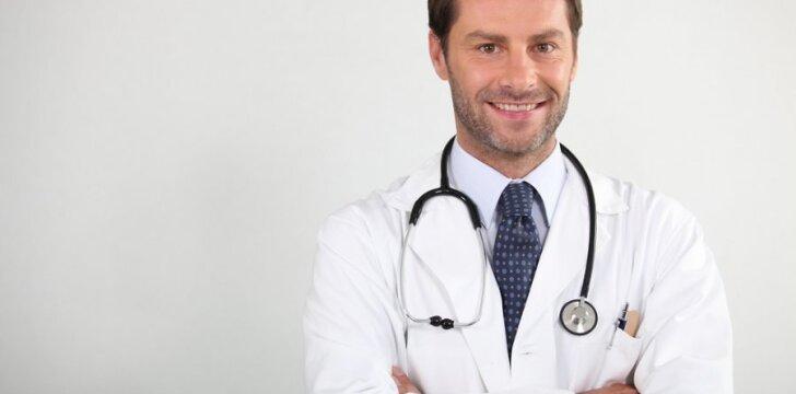 Nuosavas šeimos gydytojas, su kuriuo dar susilauki vaikų, - pati geriausia dovana moteriai...