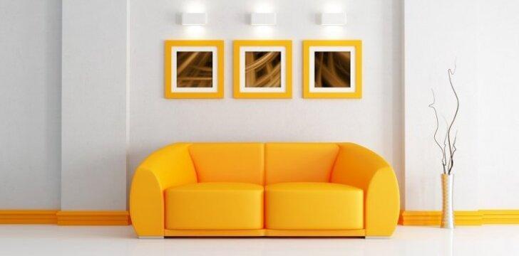 Paprastas būdas atnaujinti namus: sieninės nuotraukos