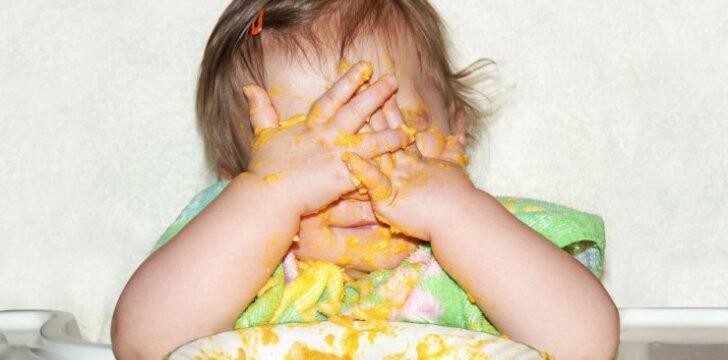 9 maisto produktai, kurie kūdikiams yra tabu