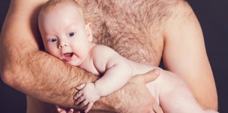 Patarimai mamoms, padėsiantys suprasti, kaip atsiradus kūdikiui jaučiasi jų vyrai
