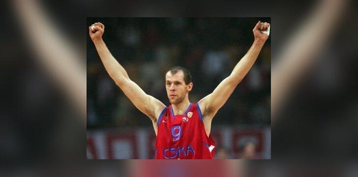 R.Šiškauskas - geriausias Europoje žaidžiantis 2008 metų krepšininkas