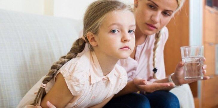 Vaikų gastroenterologas: šios ligos atvejų padaugėjo 50 kartų!