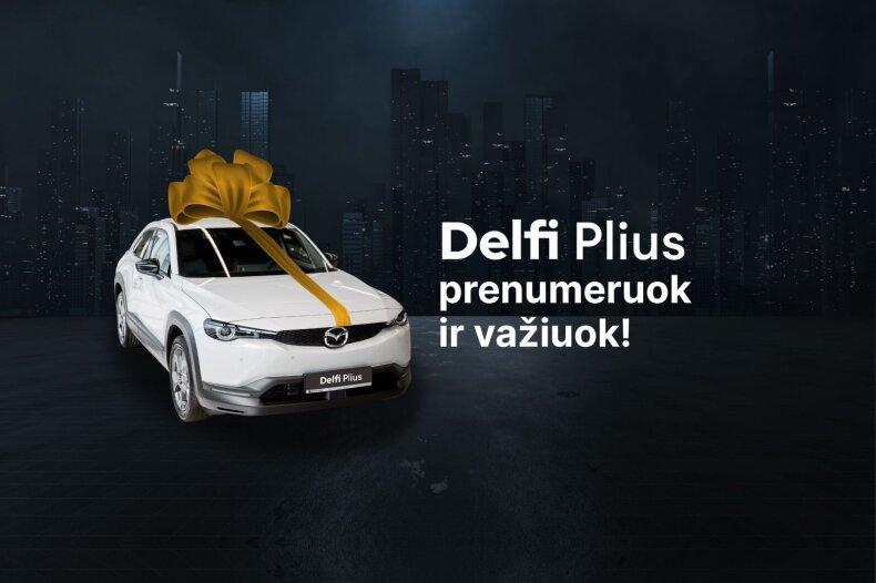 """Paaiškėjo pirmieji """"Delfi Plius"""" konkurso laimingieji: varžosi dėl prenumeratų visam gyvenimui ir elektromobilio"""