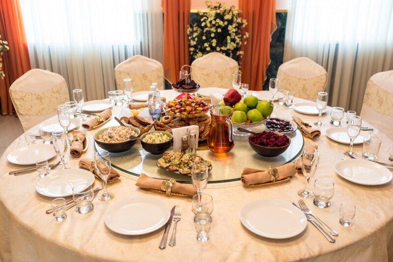 Vakarienė su Olegu Zubkovu