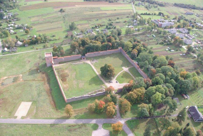 Medininkų pilis (Trakų istorijos muziejaus Medininkų pilies skyriaus nuotr.)