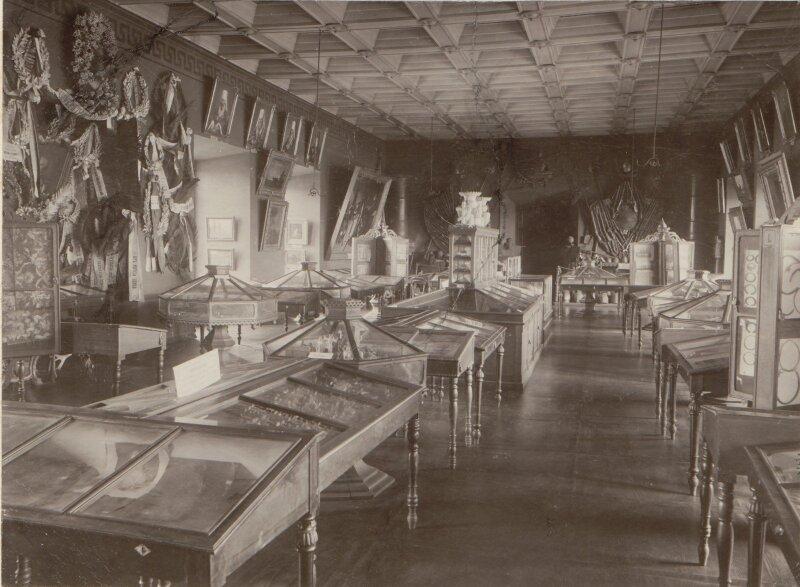 Istorinė Senienų muziejaus nuotrauka