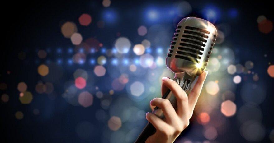 dainininkė