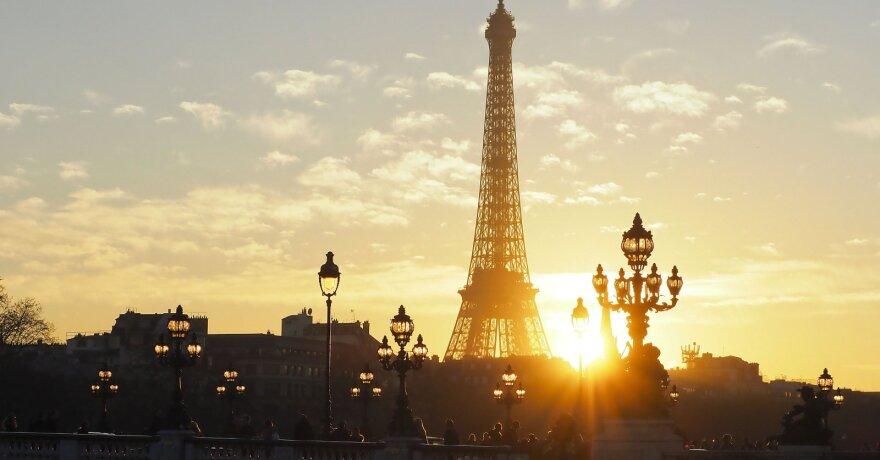 Paryžiuje