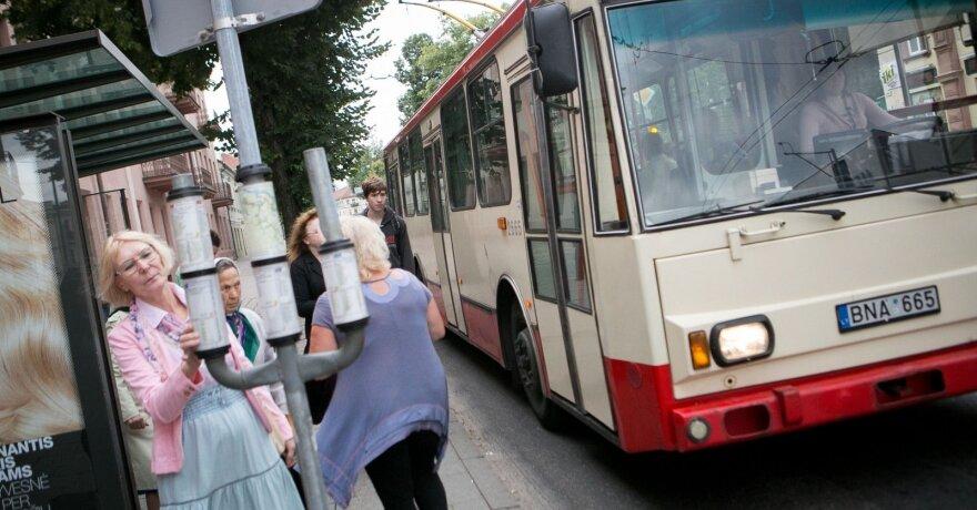 Vilniaus Viešasis Transportas EN