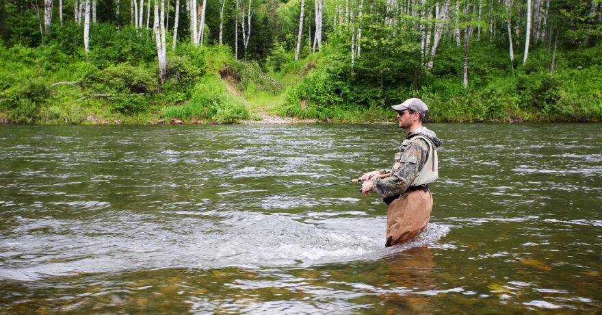 žvejybos taisyklės