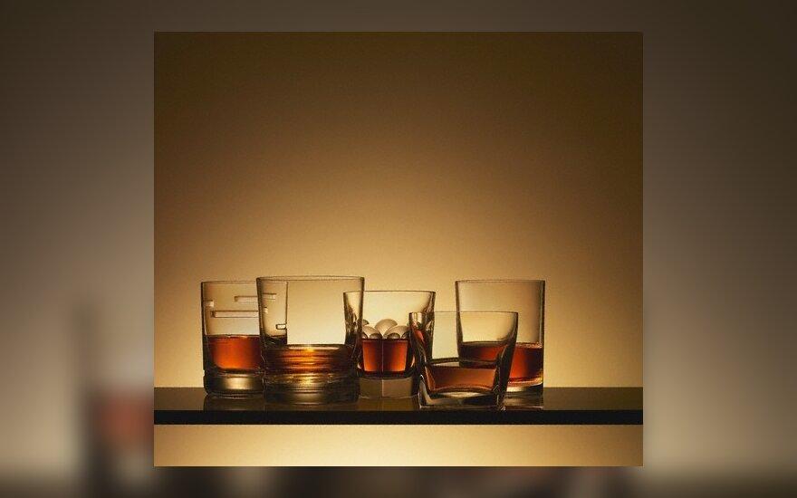 """Po gėrimo varžybų """"Kas išgers daugiau už mane"""" numirė jų nugalėtojas"""