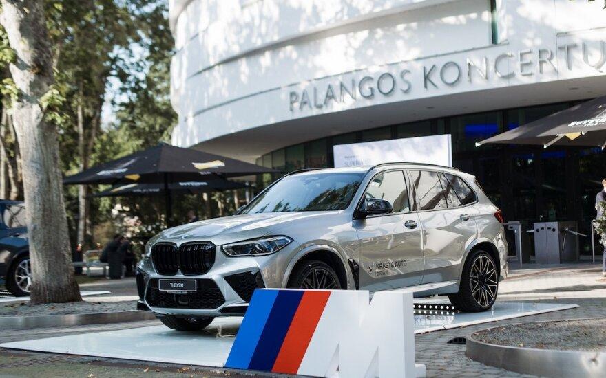 Palangoje pristatyti naujos kartos BMW 4 modeliai