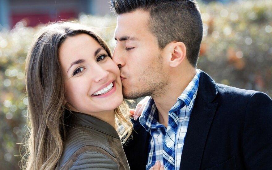Santuoka gali būti visą gyvenimą trunkantis meilės nuotykis