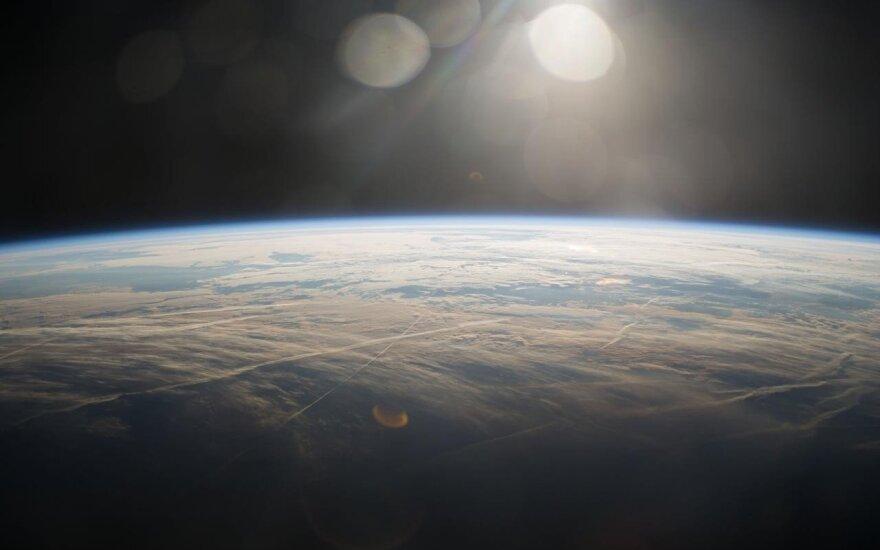Žemė iš kosmoso