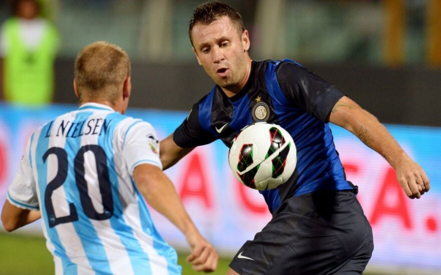 "Antonio Cassano (""Inter"")"