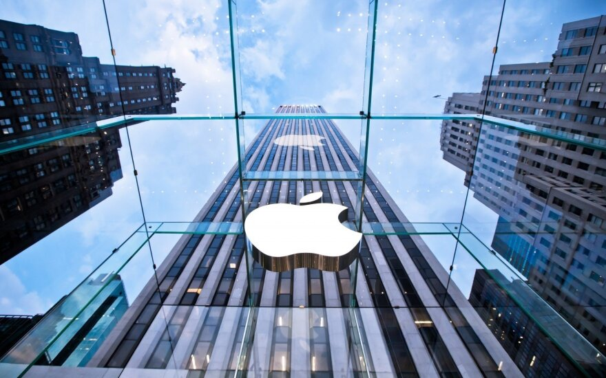 """""""Apple"""" parduotuvė"""