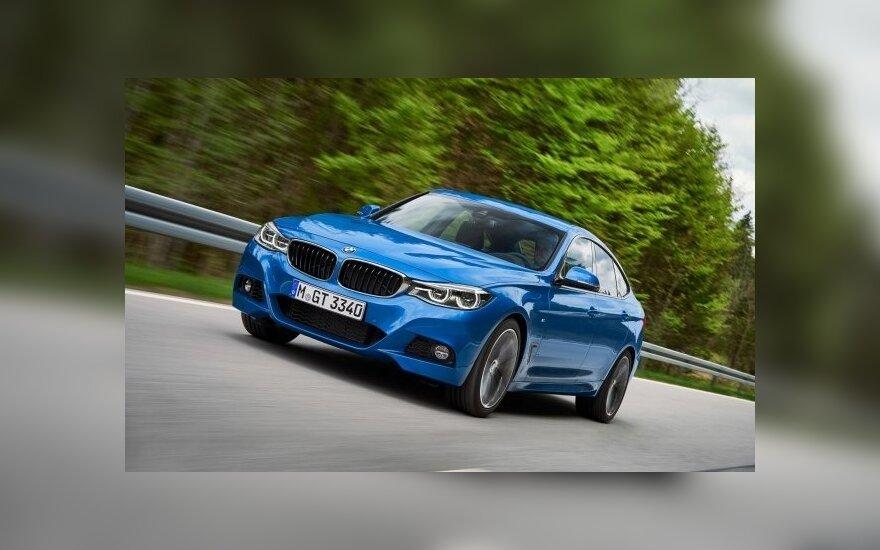 """BMW 3 Grand Turismo"""