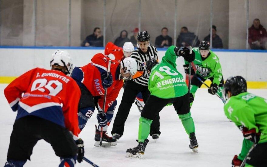 """""""Baltų-Ainiai – HC Klaipėda"""" - """"Kaunas Hockey"""""""