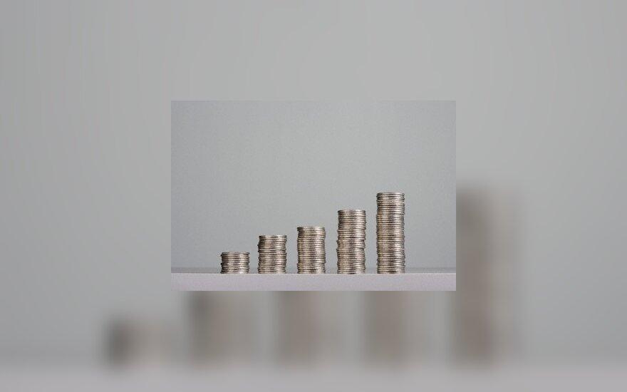 Patikslintas ketvirčio BVP nuosmukis - mažesnis