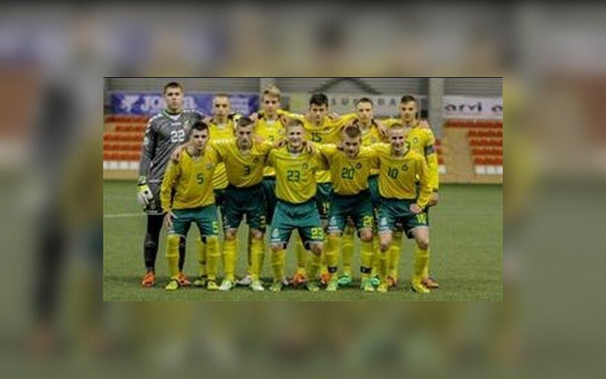 Lietuvos 18-mečių futbolo rinktinė