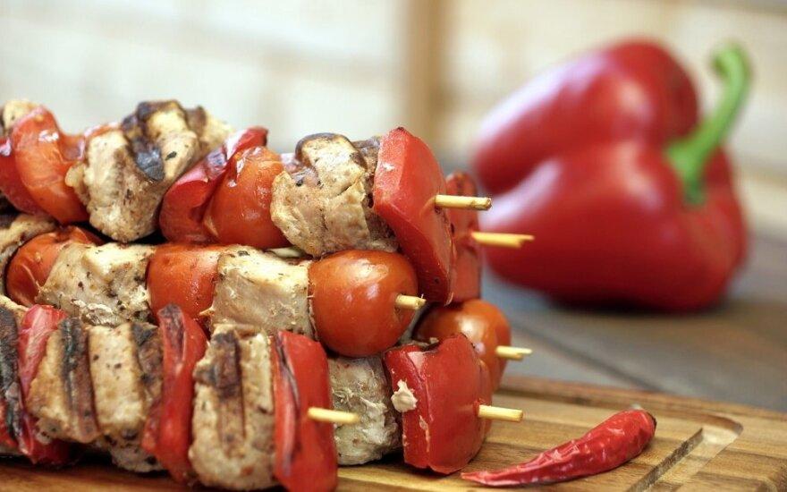 Kaip išsirinkti tinkamiausią mėsą šašlykui?