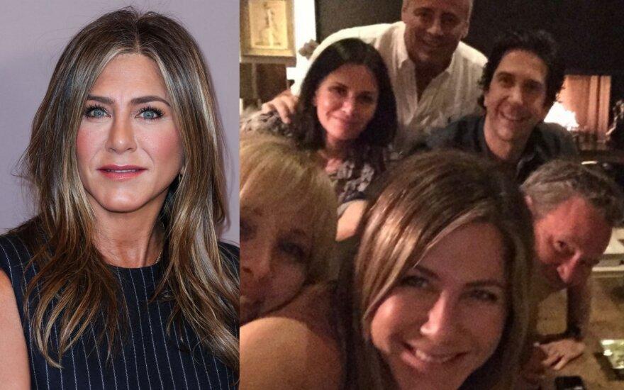 "Jennifer Aniston/ Vida Press ir ""Instagram"" nuotr."