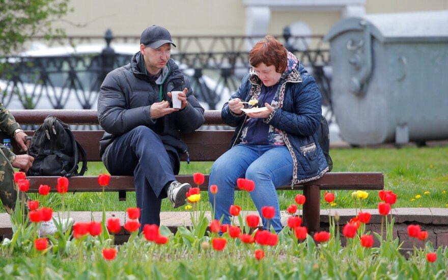 Baltarusijoje – 111 naujų COVID-19 atvejų, trys užsikrėtusieji mirė