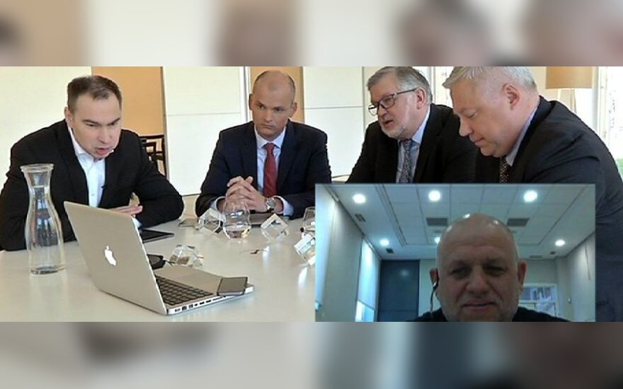 """""""Mano sparnų"""" įkūrėjas V. Ratkevičius su mentoriais bendravo iš Madrido"""