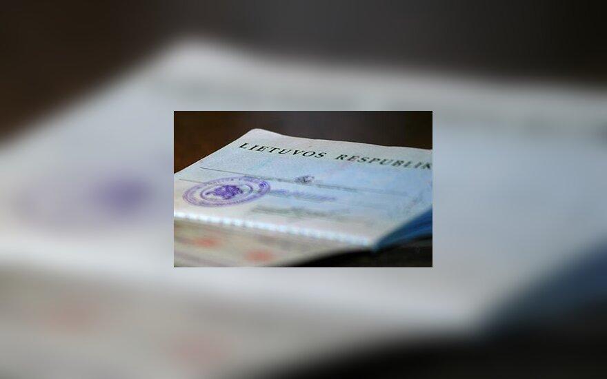 Pasas, asmens dokumentas