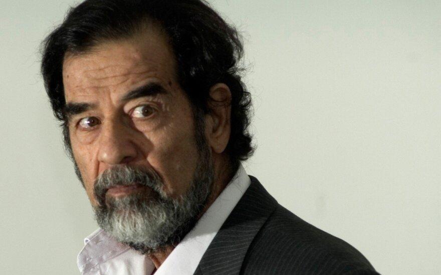 Irake sulaikytas S. Husseino pusbrolis, dalyvavęs Kirkuko puolime
