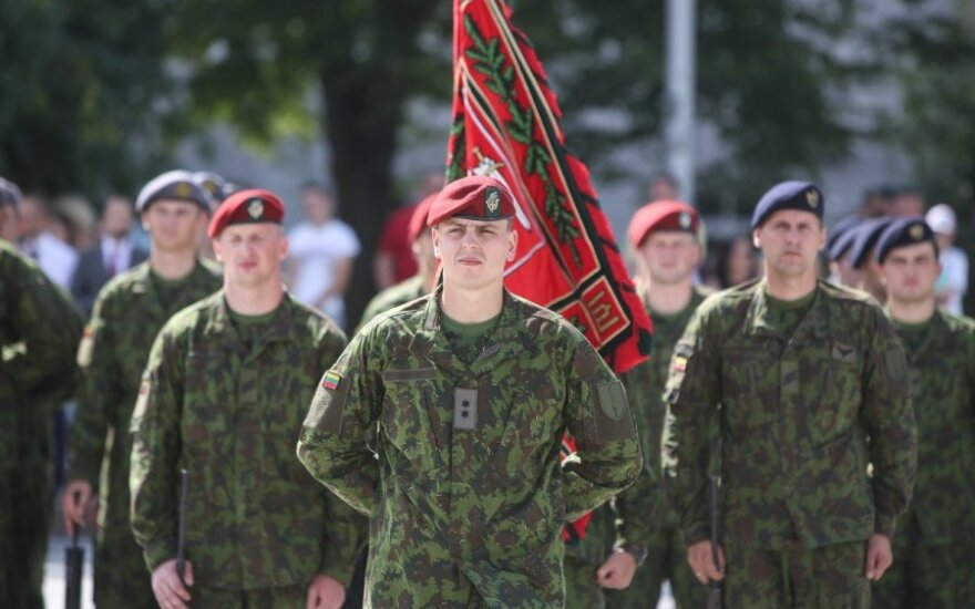 Lithuania to expand its armed forces