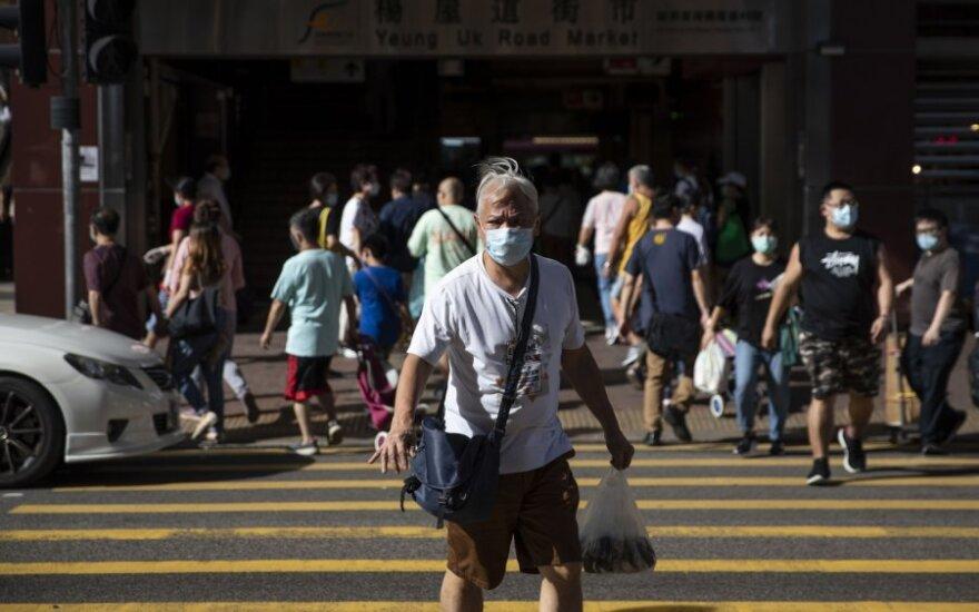 Koronavirusas Honkonge