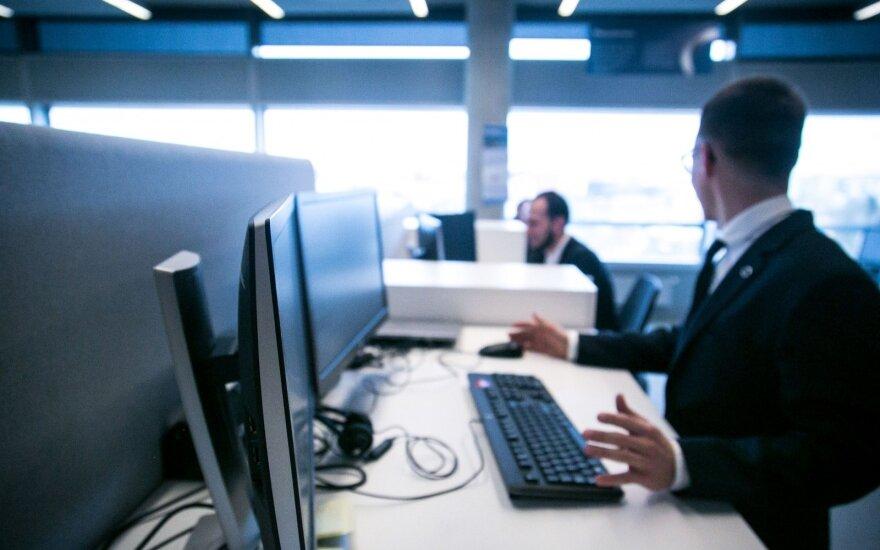 Didėjant atlyginimams, IT paslaugų centrai iš Lietuvos dar nebėga