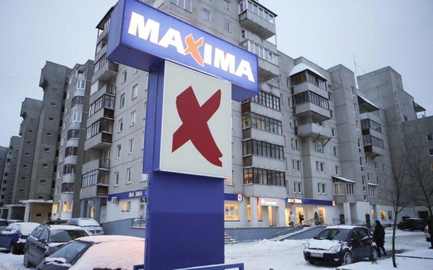 """""""Maxima"""" paskelbė savo planus"""