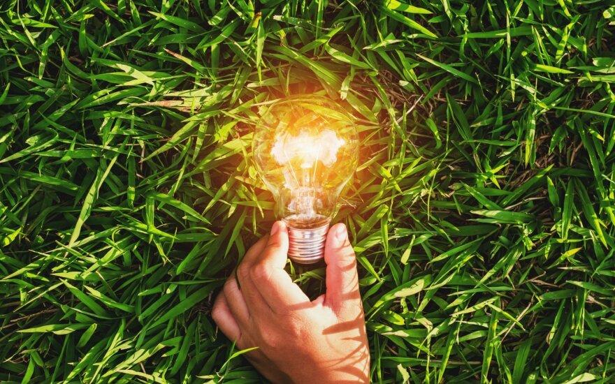 Didžiausias perėjimo prie žaliosios energetikos potencialas slypi statybų sektoriuje