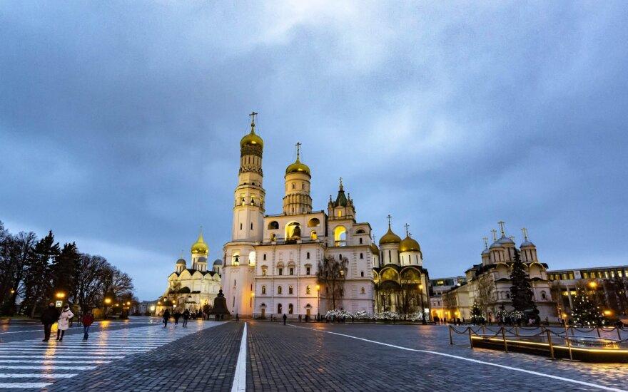 Rusijoje nustatyti trys nauji koronaviruso atvejai, jų bendras skaičius išaugo iki 17