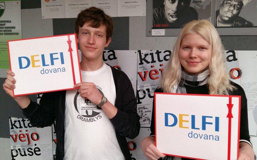 Žygimantas Mitkus ir Emilija Žičkutė