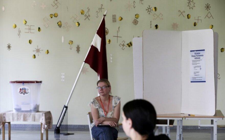 EP rinkimai Latvijoje
