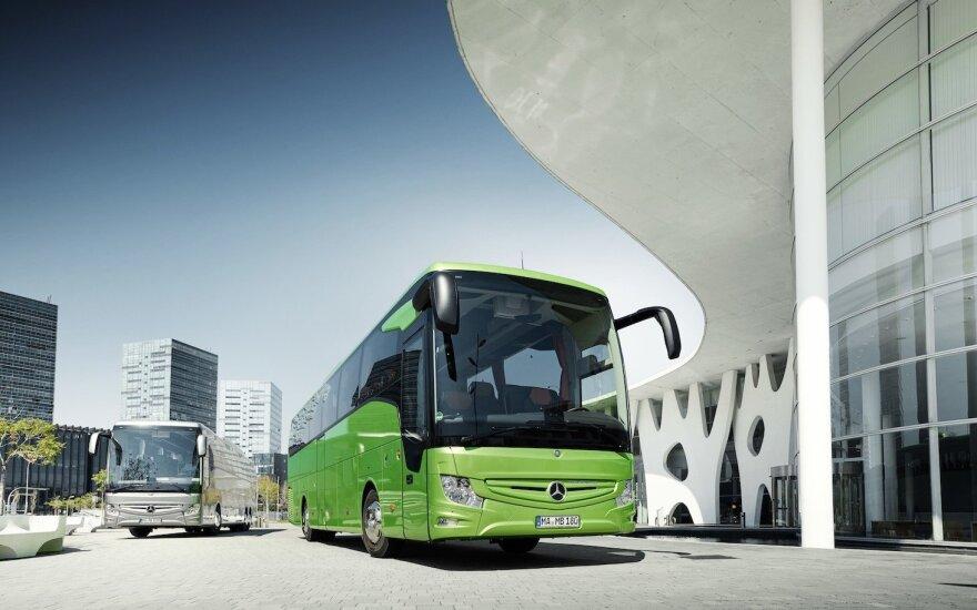 """""""Mercedes-Benz Tourismo RHD"""" autobusas"""