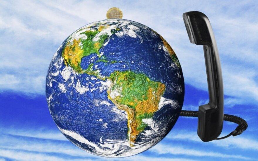 Tarptautiniai skambučiai