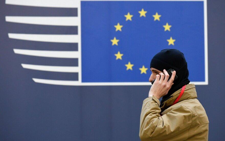 """ES lyderiai nesutaria dėl Sąjungos ateities po """"Brexit"""""""