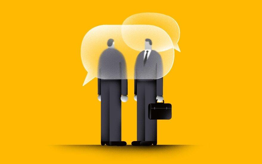 Privatūs direktorių pokalbiai