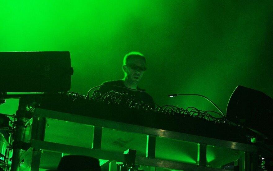 """""""The Chemical Brothers"""" koncertas Vilniuje"""