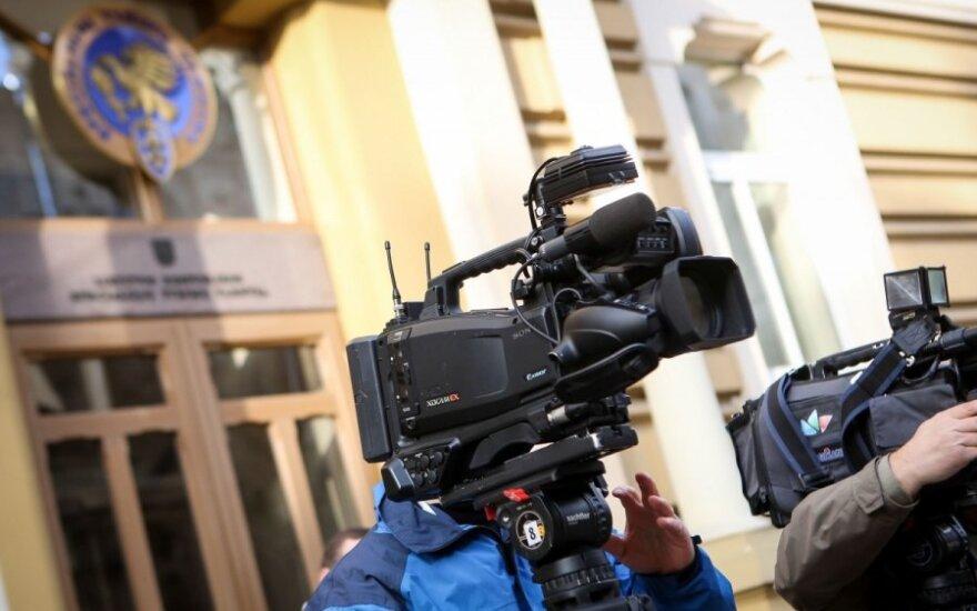 Žurnalistų sąjunga atsisako bendradarbiauti su STT