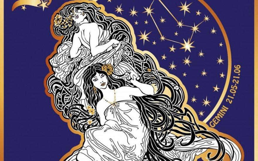 Astrologinių ženklų portretai: viskas apie Dvynius